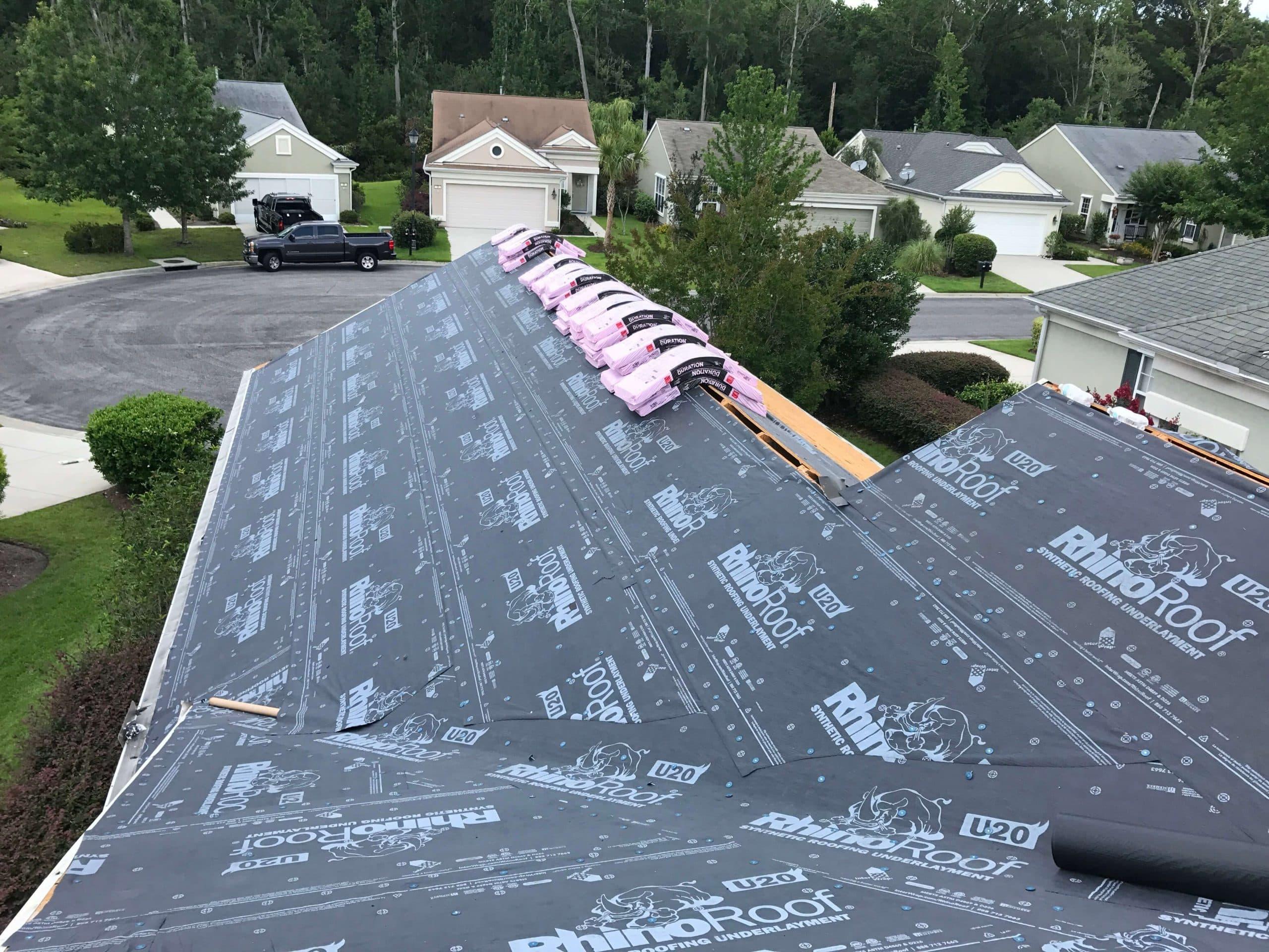 roofing company Hilton head