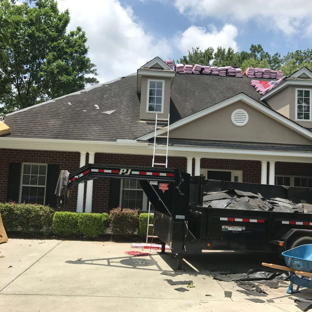 New Roof Installation services in Hilton Head SC