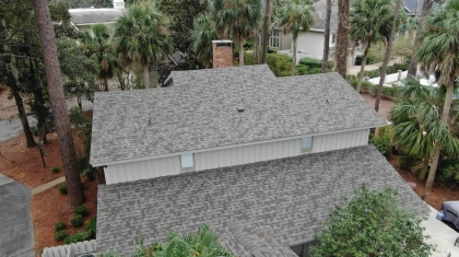 Copper roofing Bluffton SC