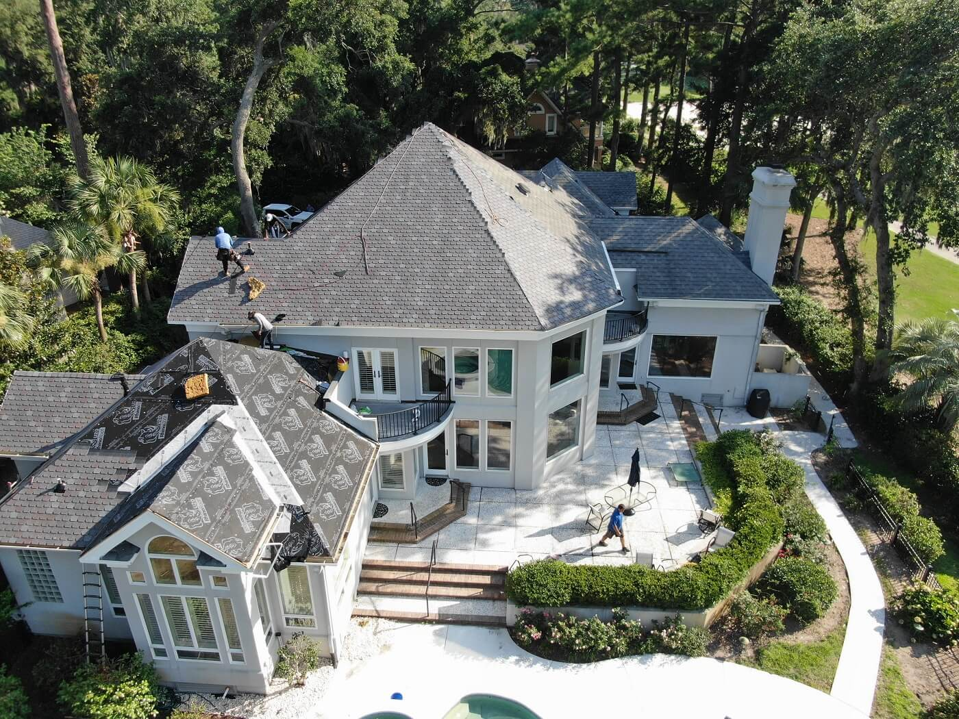 New Hilton Head SC Roof Installation services