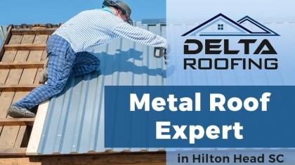 Hilton Head Metal Roof Expert