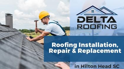 Roofing Installation in Hilton head Island