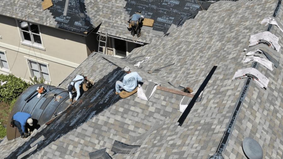 Roof Installation Bluffton SC