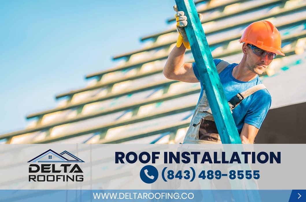 Roof Installation in Hilton Head, SC
