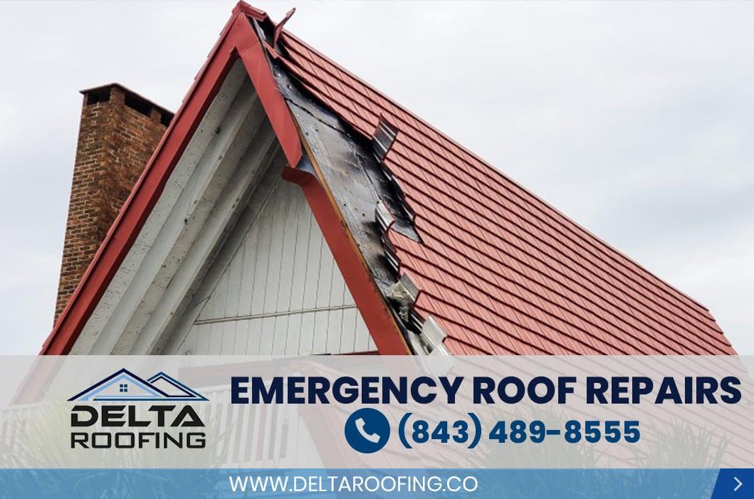 emergency roof repairs in hilton Head Island